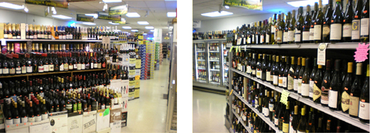 Joseph's Beverage Center - Wine